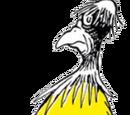 Beagle-Beaked-Bald-Headed Grinch