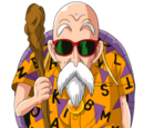 Master Roshi (Canon)/TheHadouCyberspaceWitch