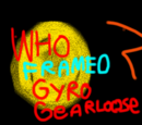 Who Framed Gyro Gearloose?