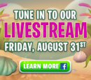 Update 23 Preview Livestream Sweepstakes 2018