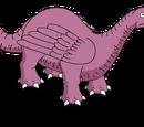 Flying Brachiosaurus