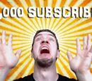 600,000 SUBSCRIBERS!