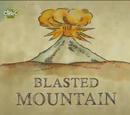 Blasted Mountain