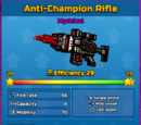 Anti-Champion Rifle