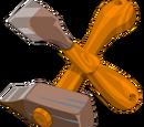 Boîte à outils de fouille