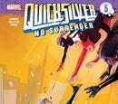Quicksilver: No Surrender Vol 1 5