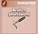 Broken Shortsword