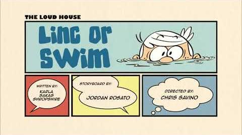The Loud House Linc or Swim Changing the Baby (Music Only)