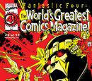 Fantastic Four: World's Greatest Comics Magazine Vol 1 3