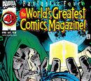 Fantastic Four: World's Greatest Comics Magazine Vol 1 6