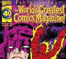 Fantastic Four: World's Greatest Comics Magazine Vol 1 11