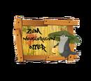 """Gasthaus und Bibliothek """"Zum neugierigen Otter"""""""
