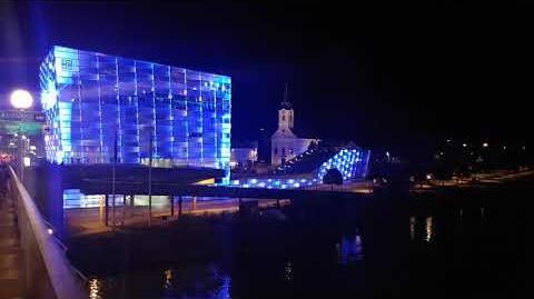 Live Action Portal in Linz - Ingress