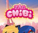 Miraculous Zag Chibi