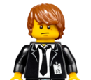 Agent Max Burns (LEGO Ultra Agents)