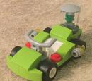 Buckmana/Mia's Go Kart