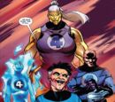 Fantastic Four (Mad Thinker's) (Earth-616)