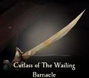 Cutlass of The Wailing Barnacle
