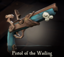Pistol of The Wailing Barnacle