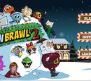 SnowBrawl Fight 2