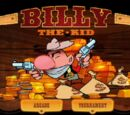 Billy The Kid Fighting