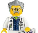Professor Brainstein (LEGO Ultra Agents)