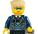 Agent Trey Swift (LEGO Ultra Agents)