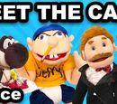Meet The Cast: Lance