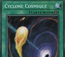 Cyclone Cosmique