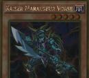 Kaiser Marauseur Vorse