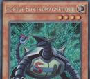 Tortue Electromagnétique