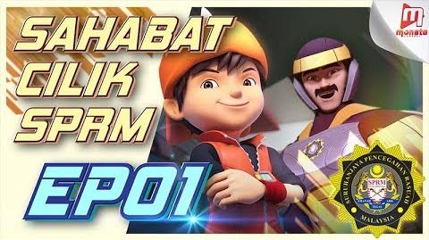 Sahabat Cilik SPRM! EP01 Jangan Salah Pilih!