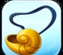 Ursula's Shell Necklace Token