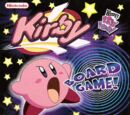 Kirby Board Game