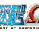 S Ultimate Booster 1: Superhero Wars Ω -Advent of Cosmoman!-