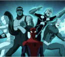 Spider-Man's Classic Team