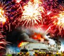 FIREWORKS FACTORY EXPLOSION