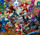 Marvel VS DC: United