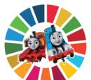 All Aboard for Global Goals