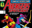 Avengers Spotlight Vol 1 26