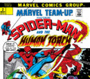 Marvel Team-Up Vol 1 2