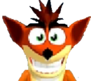 Crash Bandicoot (Tonipelimies)
