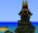 Ilha Fortaleza Móvel de K. Rool