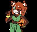 Nadia the Red Panda