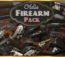 Oldie Firearm pack