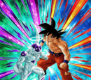 The Ultimate Final Combo Goku & Frieza (Final Form) (Angel)