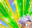 Innocent Protectors Trunks (Kid) & Goten (Kid) & Marron