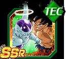 L'union ultime - Son Goku & Freezer (forme finale) (ange)