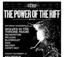 The Power of The Riff