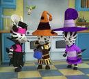 A Halloween Hunt
